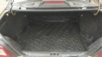 Коврик в багажник Daewoo Nexia 2 высокий борт