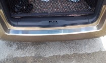 защитная накладка бампера Opel Zafira B