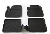 Резиновые коврики Fiat Panda 3 поколения