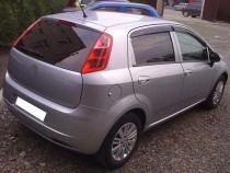 Ветровики боковых окон Fiat Punto 3
