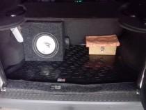 Коврик в багажник Ford Torneo Connect высокий борт