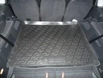 Коврик в багажник Ford Galaxy 2 высокий борт