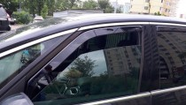 Вставные дефлекторы окон Ford S-Max 2