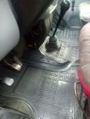 Резиновые коврики для Ford Transit 4 комплект 3шт