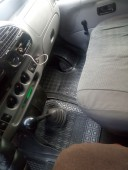 Передние коврики для Форд Транзит 4 комплект резина