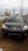 Дефлектор капота Great Wall Haval H6