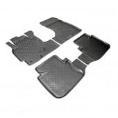 Norplast Резиновые коврики для Honda Cr-V 1 комплект 5шт