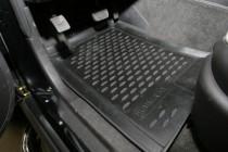 Коврики в салон Hummer H3 полный комплект