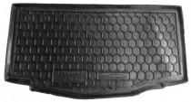 Коврик в багажник для Hyundai I10 2 резина