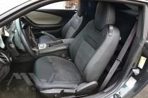 Чехлы для Chevrolet Camaro 5 серии Leather Style