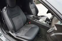 Чехлы на Chevrolet Camaro 5 серии Leather Style