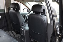Авточехлы Chevrolet Captiva серии Leather Style