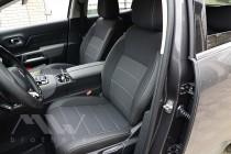 Авточехлы на Ситроен С5 Аиркросс серии Premium Style