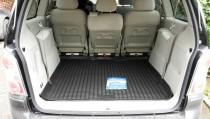 Коврик в багажник Hyundai Trajet резина