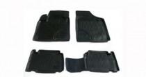 Резиновые коврики Hyundai Veracruz комплект 4шт