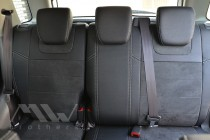 Чехлы в салон Fiat Sedici серии Leather Style