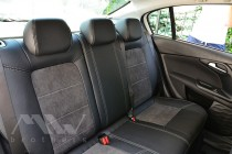 Чехлы Fiat Tipo серии Leather Style