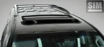 Автомобильный дефлектор люка универсальный 700-890 мм