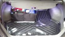 Коврик в багажник Kia Rio 1 хэтчбек высокий борт