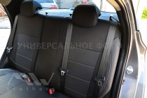 Чехлы на Форд Фиеста 5 серии Premium Style