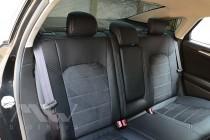 Чехлы на Ford Mondeo 5 серии Leather Style