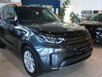 Дефлектор капота Land Rover Discovery 5