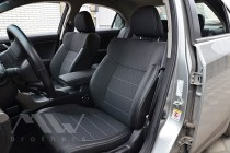 Авточехлы на Хонда Аккорд 8 серии Premium Style