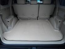 Norplast Бежевый коврик в багажник Lexus GX470