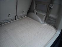 Ковер багажника Lexus GX 470 резиновый фото