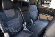 Чехлы в авто Honda Pilot с 2015 года серии Leather Style