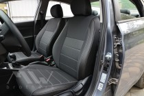 Авточехлы на Хендай Акцент 5 серии Premium Style