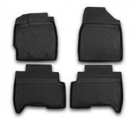 Резиновые коврики Lifan X50 полный комплект