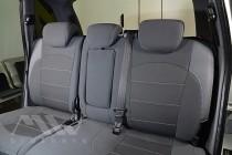 Авточехлы для Хендай Матрикс 1 серии Premium Style