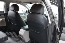 Чехлы в Hyundai Sonata 7 с 2014 года серии Leather Style
