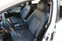 Чехлы Kia Ceed 2 серии Leather Style