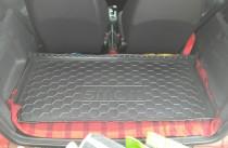 Коврик багажника Smart Fortwo 2 451 мягкий