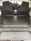 Norplast Коврик в багажник Smart Fortwo 3 C453