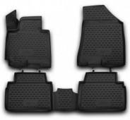 Резиновые коврики MG 550 полный комплект 5шт