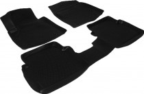Коврики для  MG6 резина комплект 5шт