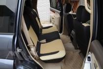Авточехлы в салон Лексус GX470 серии Premium Style