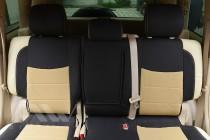 Авточехлы на Лексус GX470 серии Premium Style