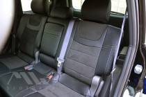 Чехлы салона Lexus GX 470 серии Leather Style
