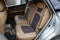 Чехлы для Lexus RX300 с 2009- года серии Leather Style