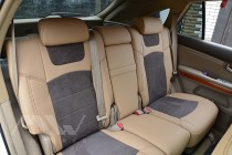 Чехлы в Lexus RX300 с 2009- года серии Leather Style
