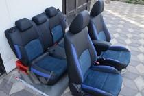 Чехлы в авто Mazda CX-3 с 2014- года серии Leather Style