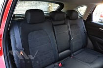 Чехлы в авто Mazda CX-5 с 2017- года серии Leather Style