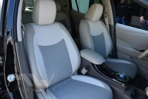 Авточехлы на Ниссан Лиф 1 серии Premium Style