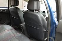 Чехлы салона Opel Astra J с 2009- года серии Leather Style