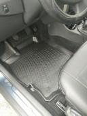 Резиновые коврики Nissan Almera G15