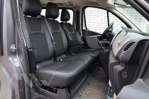 Чехлы в авто Opel Vivaro 2 оригинальный комплект серии Dynamic